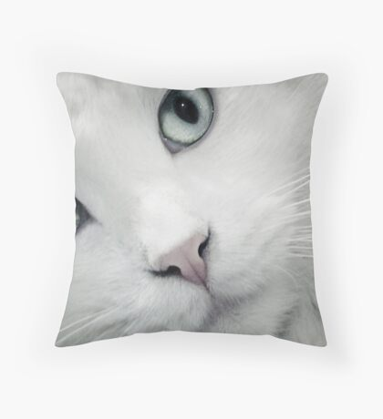 I got a Mama Who Loves Me Throw Pillow