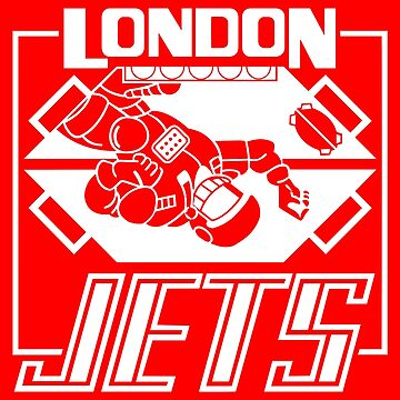 The London Jets by FlyNebula