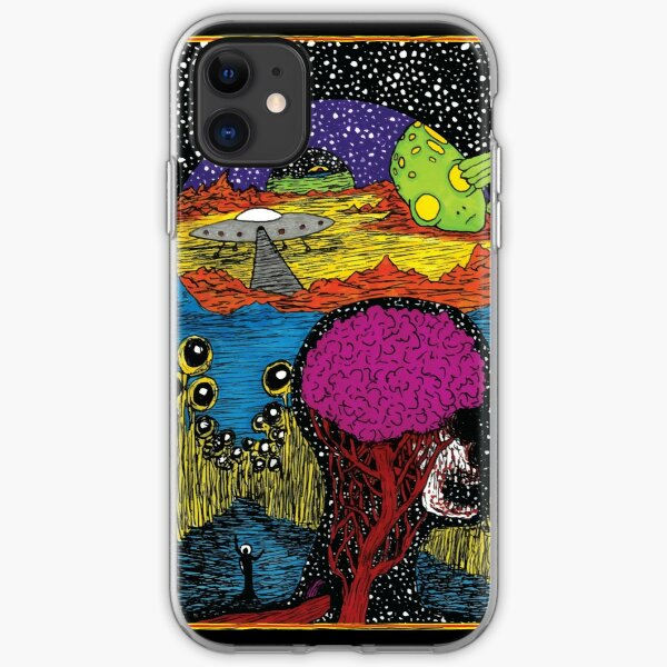 Paradox Moon iPhone Soft Case