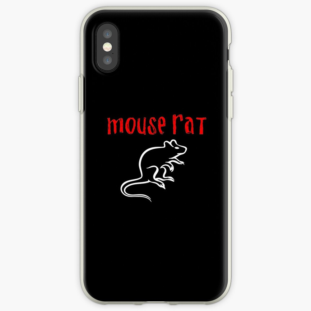 Mouse Rat iPhone Case & Cover