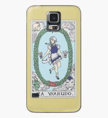 Za Warudo Case/Skin for Samsung Galaxy