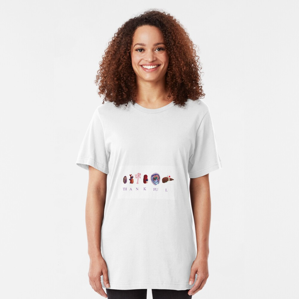 Thankful Slim Fit T-Shirt