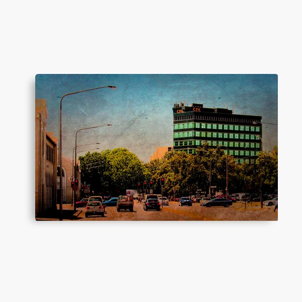 ...civic heat... Canvas Print