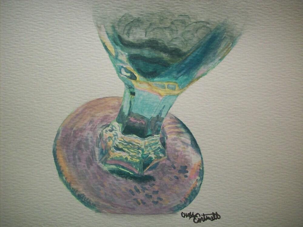 Green Glass by ripinamberlost