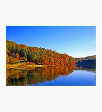 *FALL REFLECTIONS* Photographic Print