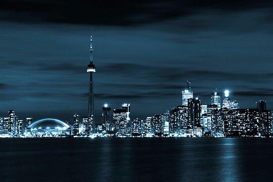 Toronto Skyline by Rob Smith