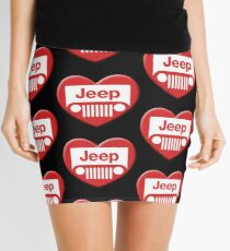 Jeep  Mini Skirt