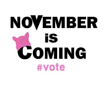 November Elections is Coming Vote by umeimages