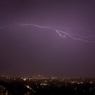 Brisbane Storm by Newsworthy