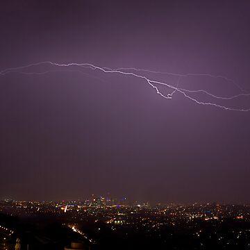 Brisbane Storm by Newsworthy