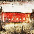 Vintage Barn by Nadya Johnson