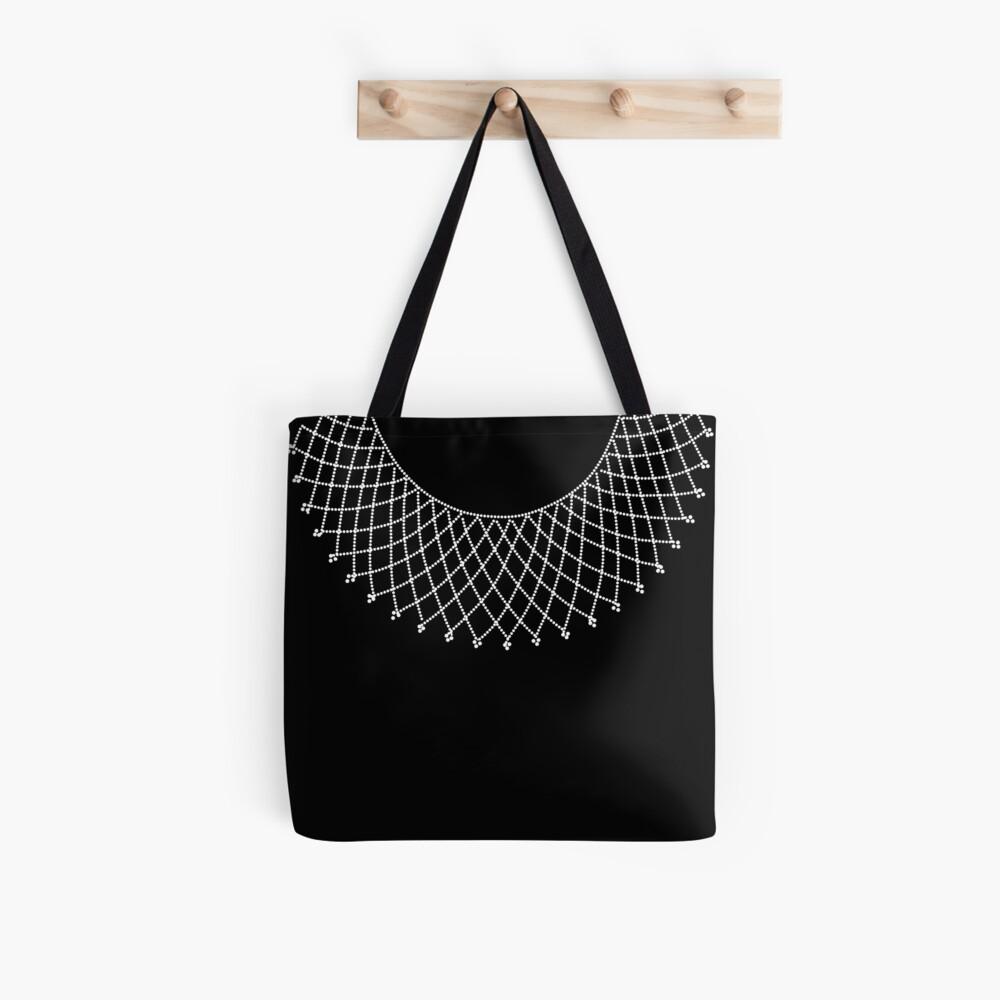 RBG Collar Tote Bag