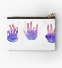 Mudra watercolor  Studio Pouch