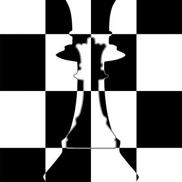 Chess pieces: Queen by Studio-CFNW11