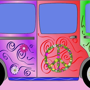 Party Van by FrankieCat