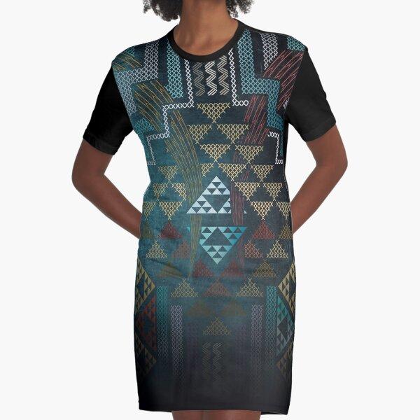 Aitanga - Lineage Graphic T-Shirt Dress