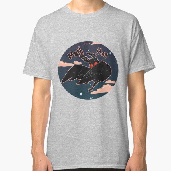 Mothman is your friend Classic T-Shirt