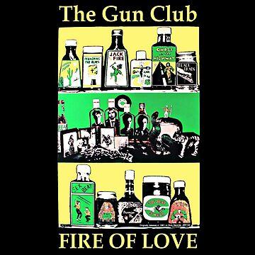 The Gun Club Shirt by RatRock