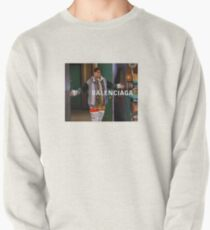 Joey of friends, a visionary.  Pullover