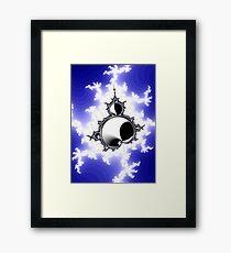 Mandelbrot I Framed Art Print