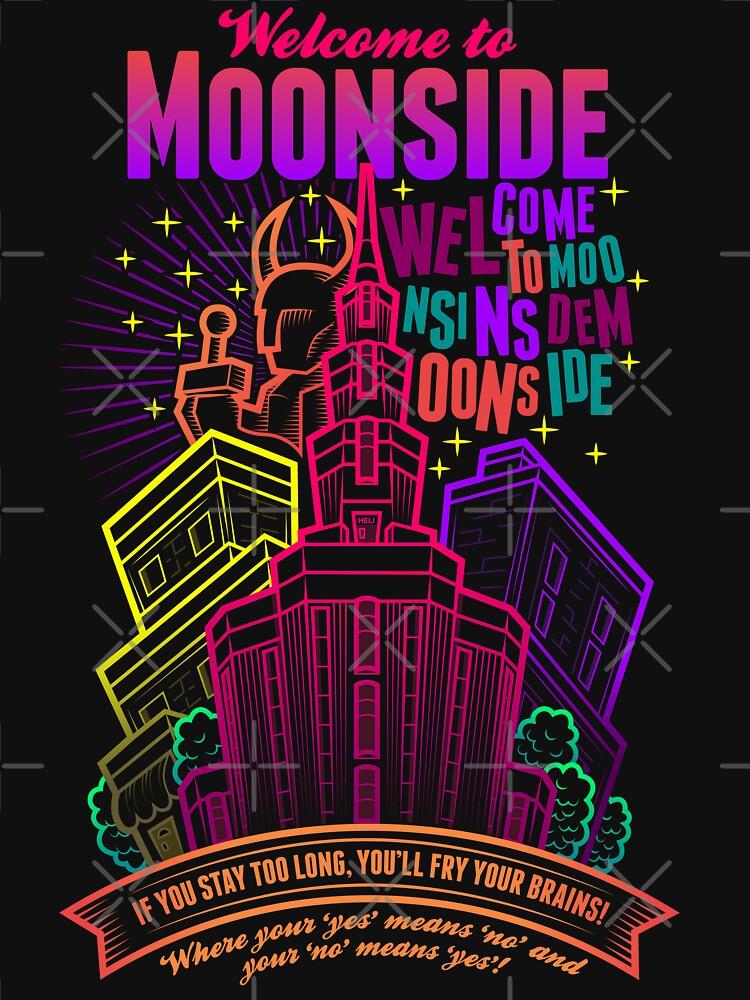 Welcome to Moonside by wonderjosh3000