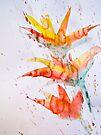 Flowers by Kateryna Naumova