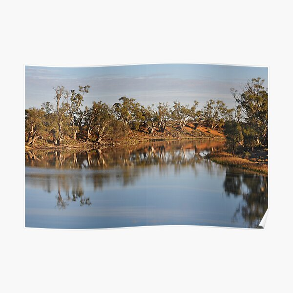 Darling River Anabranch Poster