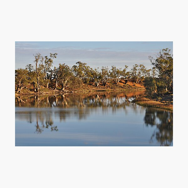 Darling River Anabranch Photographic Print