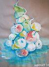 Fruits by Kateryna Naumova