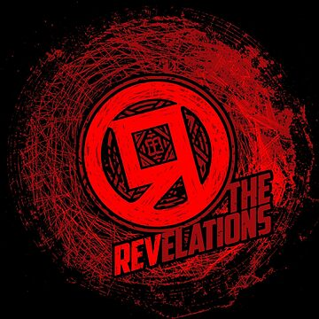 TheRedR - TheREV Logo (broken) by TheRedR