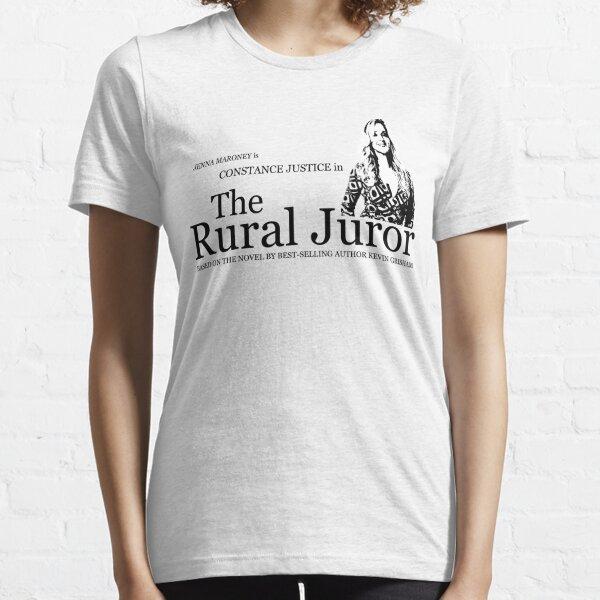 The Rural Juror Essential T-Shirt