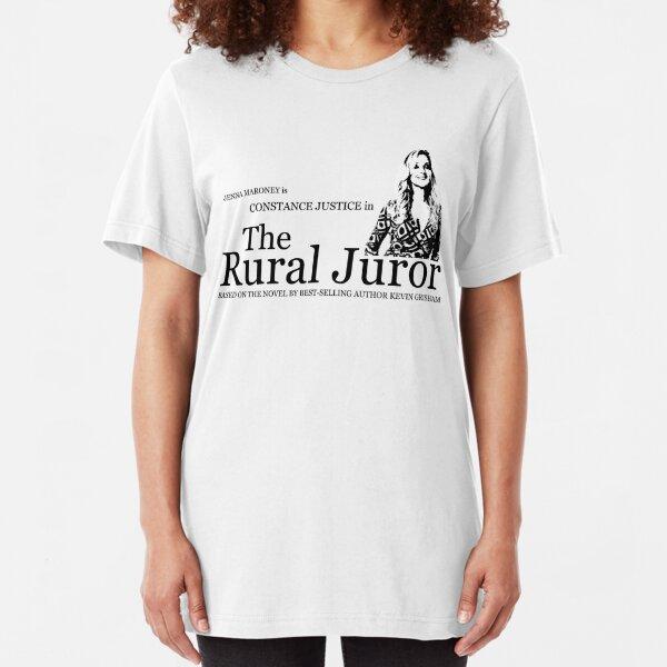 The Rural Juror Slim Fit T-Shirt