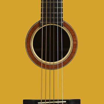 Acoustic Guitar by cpinteractive