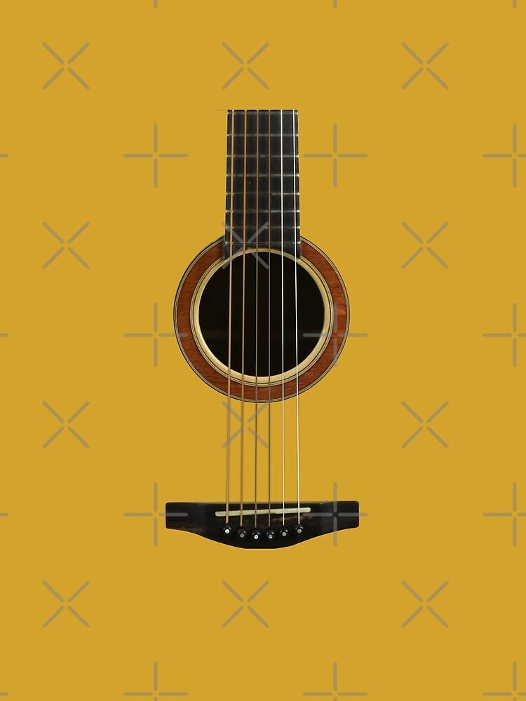 Akustische Gitarre von cpinteractive