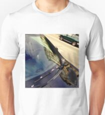 Trolley Lines Above And Across T-Shirt