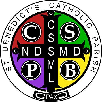 St Benedict's Catholic Parish by fionawb