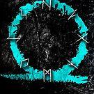 Gamer Runen von scardesign11