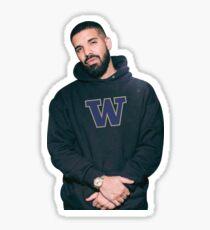 Drake University of Washington Sticker