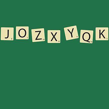 JOZXYQK by FlyNebula