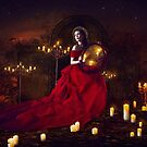 Madonna of the Candles by Shanina Conway