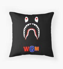 WGM Throw Pillow