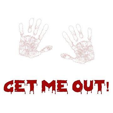 Get Me Out! by Flash-Jordan