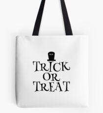 RIP Trick or Treat Tote Bag