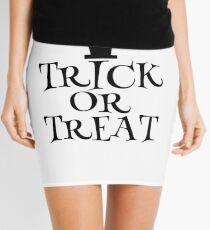 RIP Trick or Treat Mini Skirt
