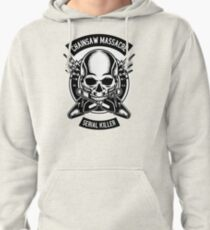Chainsaw Massacre Pullover Hoodie