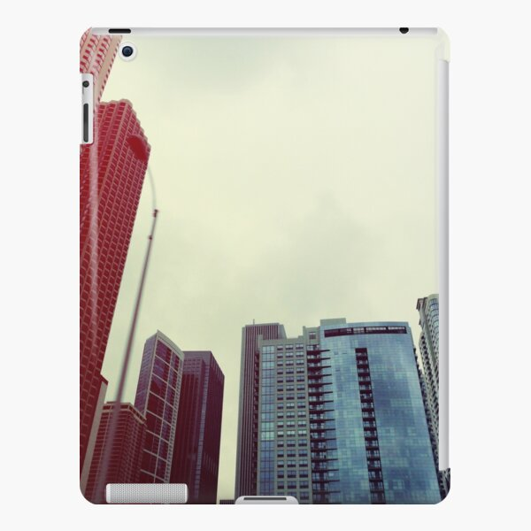The View Of The Windy City iPad Snap Case