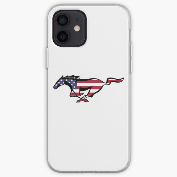 Mustang iPhone Soft Case