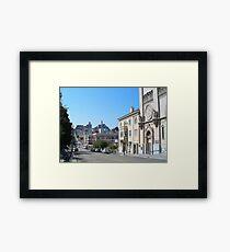 Filbert St Framed Print