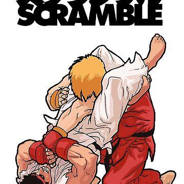 BJJ R vs K Scramble  by StReaKeR818