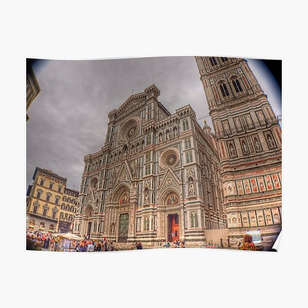 Florence's Duomo  Poster